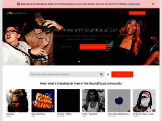 Canale SoundCloud di Frammenzio