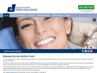 Centre Dentaire Pierre Deslauriers : Dentiste sur http://www.souriredereve.com