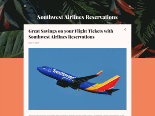 Get upto 50% Off on Southwest Airlines Reservations