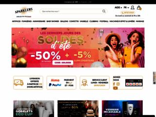 Détails : Sparklers Club