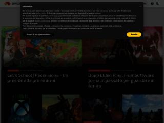 SpazioGames - Recensioni, Soluzioni, Anteprime, tutto sul mondo dei Videogiochi