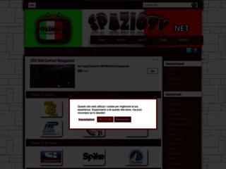 SpazioTv - SpazioTv.net fornisce una grande raccolta di web tv italiane