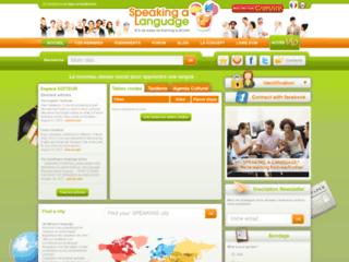Détails : apprendre une langue étrangère