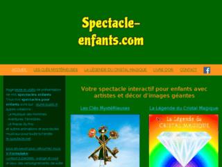 image du site http://www.spectacle-enfants.com/