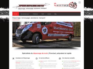 Détails : speed depanne moto