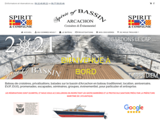 Bateau Bassin d'Arcachon