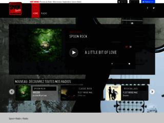 Détails : rock station