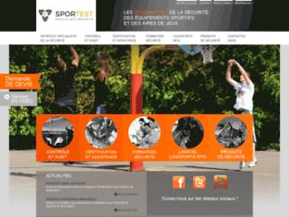 Sportest spécialiste sécurité - contrôles, certifications, formations, produits sécurité