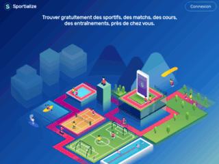 Sportialize : site de rencontre sportive, agenda sportif
