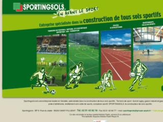 Sportingsols : Spécialiste du sols sportifs