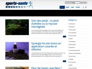 Blog sur la santé et le sport : infos, conseils, reportages
