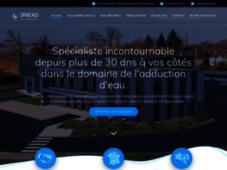 SPREAD - Société des Produits pour Réseaux Et Accessoires Divers