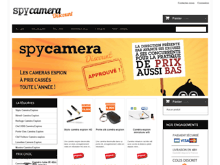 Spycamera Discount
