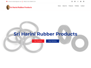 Rubber Molded Products in Coimbatore