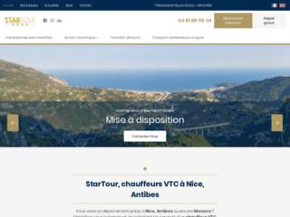 Transport VTC et circuits touristiques à Nice