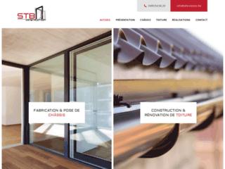 Détails : STB construction, votre entreprise de châssis Alu et PVC