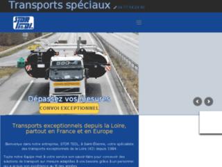 STDR TEDL Transport Routier Convoi Exceptionnel