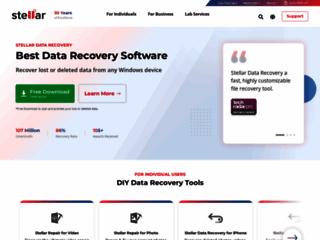 Stellar Phoenix - Software Recupero Dati, Programma Recupero Dati, Data Recovery