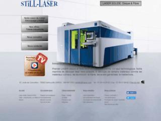 Détails : decoupage laser