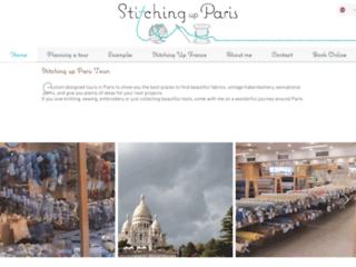 Bonnes adresses de magasins de travaux d'aiguille sà Paris - Stitching up paris
