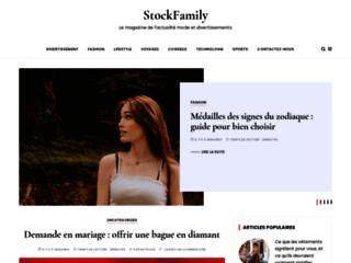 Stockfamily, la tendance accessible a tous