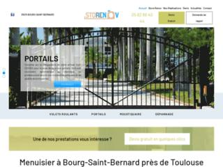Entreprise de menuiserie Bourg-Saint-Bernard