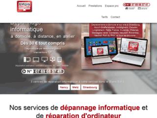 Informaticien à Strasbourg pour toute réparation