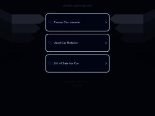 Studio Cabriolet : Spécialiste Capotes pour Cabriolets