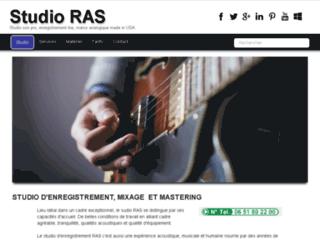 Artistes de demain - Enregistrement / Mixage