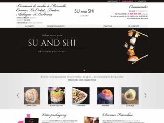 Détails : Sushi Marseille