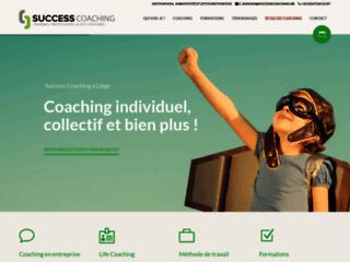 Life coaching Liège