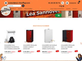 Détails : Vente à prix discount de chaudières, pompes à chaleur de marque
