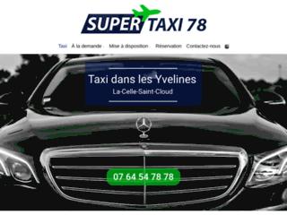 Détails : Taxi La Celle-Saint-Cloud