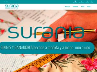 Surania - Bikinis et maillots de bain personnalisables
