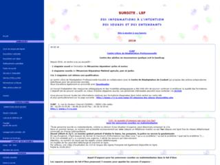 Les sourds et la langue des signes sur http://surdite.lsf.free.fr