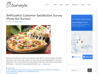 McDonald's Customer Satisfaction Survey At Mcdvoice.Com