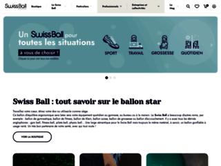 Détails : Swiss-Ball
