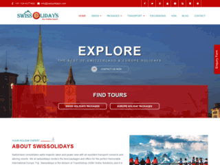 Book now affordable Switzerland Honeymoon Packages from India