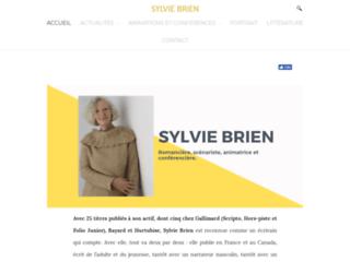 L'auteur Sylvie Brien