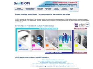 SYMBIOFI : solutions interactives au stress sur http://www.symbiofi.com