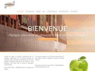 Synergy negoce, négoce de produits alimentaires frais et congelés à Paris, 91830