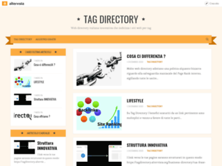 Tag Directory