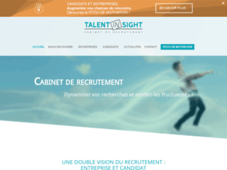 talent in sight cabinet de recrutement lyon talent in seogloo. Black Bedroom Furniture Sets. Home Design Ideas