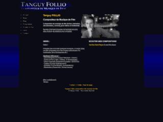Tanguy Follio, compositeur musique pour le cinéma