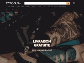 Détails : Tatooshop : vente de tatouages temporaires originaux et spéciaux