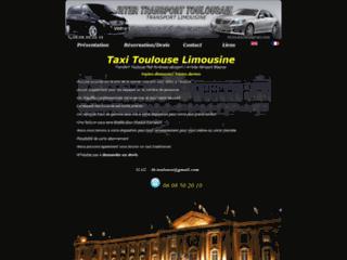 Taxi toulouse limousine