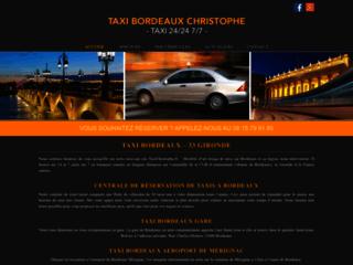 Détails : Taxi aéroport Mérignac