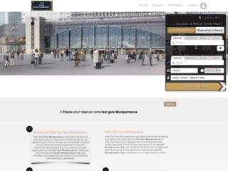 Détails : Taxi Gare Montparnasse