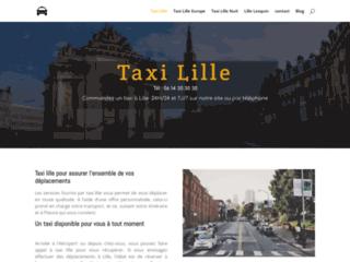 Détails : Société de Taxi à Lille