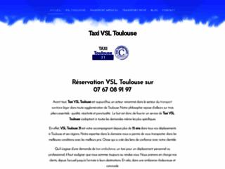 Détails : taxi vsl toulouse